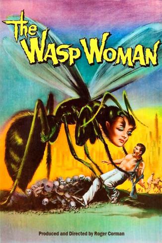 la mujer avispa